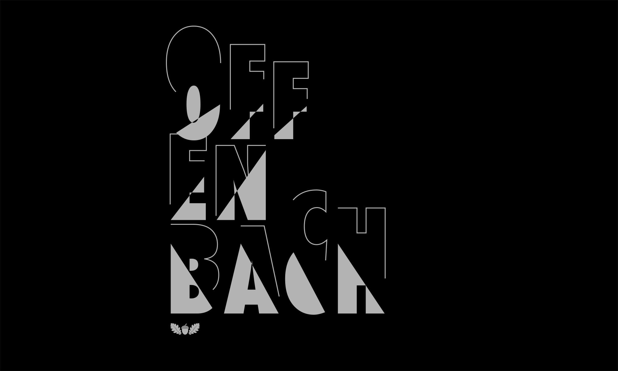 Offenbach Typo