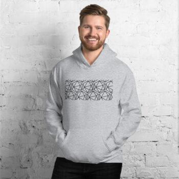 diamanten-hoodie